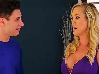 Blonde Step Mom Brandi Love Loves Fat Cocks 124 Redtube Free Blowjob Porn