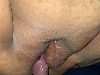 Latina Gf Fucked Creampied Pov